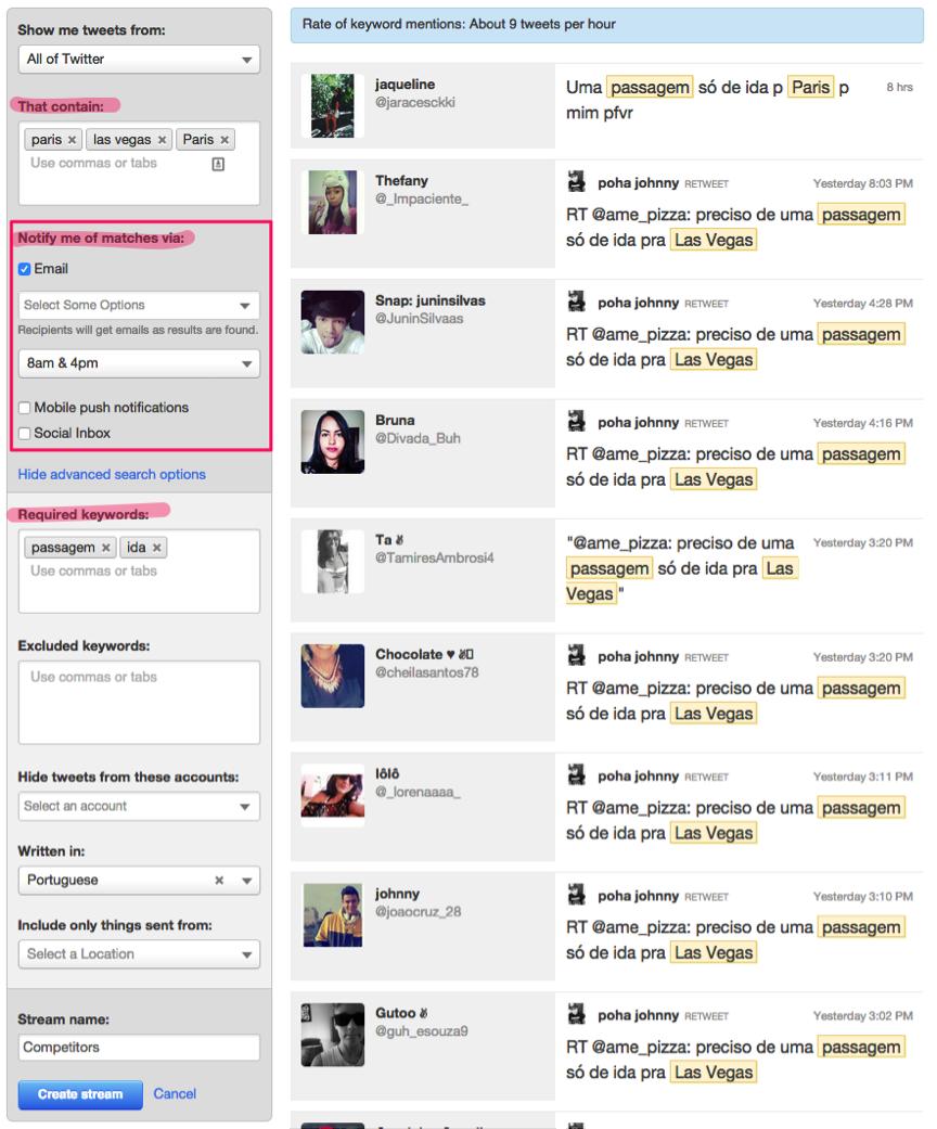 HubSpot Monitoramento Social