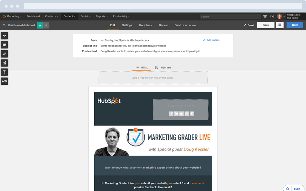 hubspot-marketing-email-1