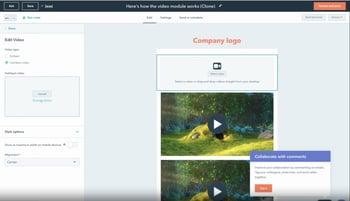 Como adicionar vídeos a e-mails de marketing