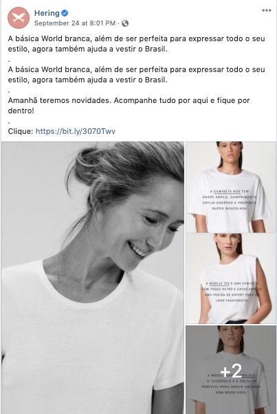 facebook anuncion