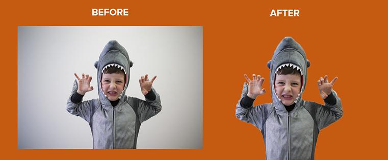 Como remover o plano de fundo de uma foto no Photoshop ou PowerPoint (exemplo)