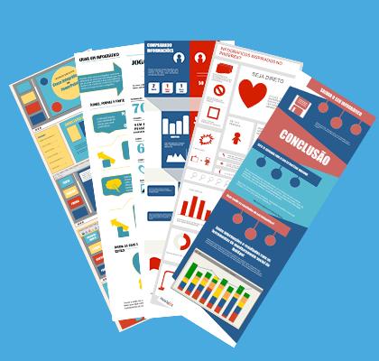 13 Infográficos que te ensinam a criar Infográficos no PowerPoint [Modelos Grátis]
