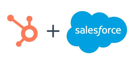 Integração da HubSpot com Salesforce