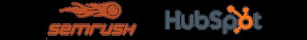 SEMrush e HubSpot