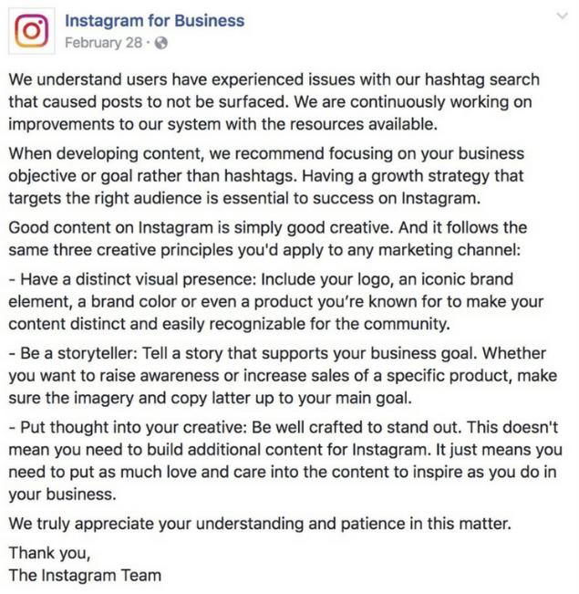 """Tudo o que descobrimos sobre o secreto """"shadowban"""" do Instagram"""